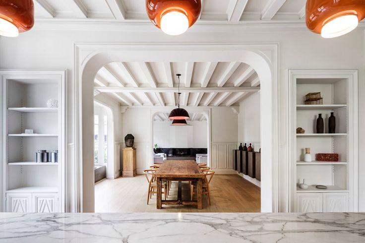 Paris Home by 05 AM arquitectura | Photo by Adria Goula Sarda