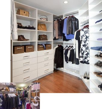 Love It Or List It Vancouver Transitional Closet