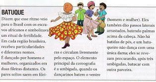 Diversos de Danças Foloclóricas: Carimbó, ciranda, dança do vilão, fandango, pau-de-fitas, ratoeira, catira, batuque, dança do coco etc