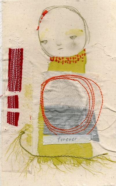 Christina Romeo textile art