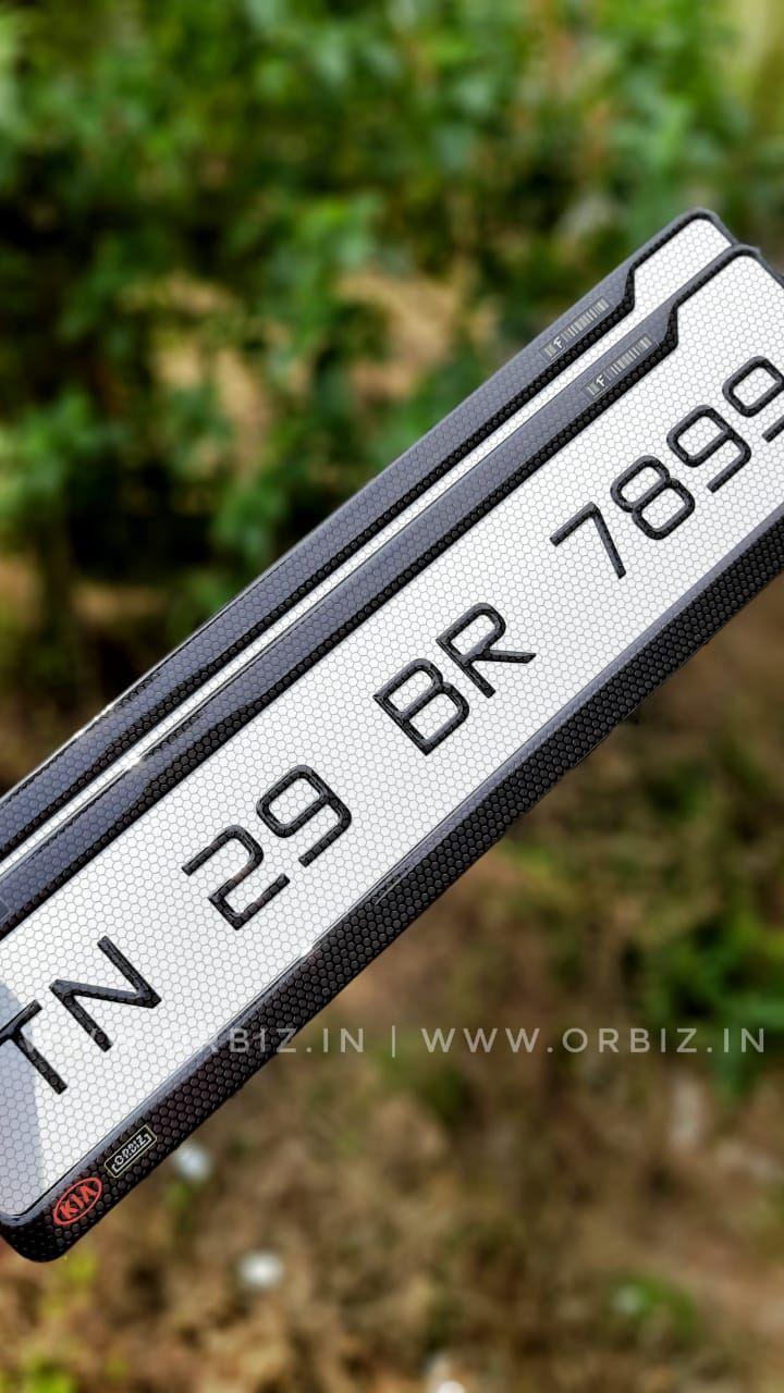 Number Plate Design Number Plate Design Car Number Plates Design