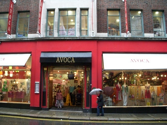 Avoca Cafe, Dublin