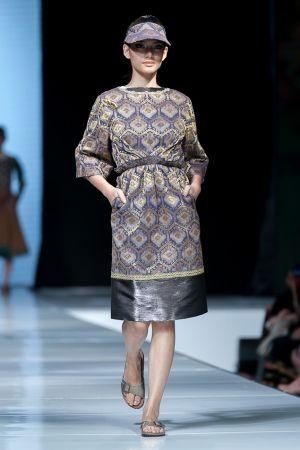 Fashion Extravaganza, JF3 2014 – Cita Tenun Indonesia by Didi Budiardjo – The Actual Style - Ethnic chic