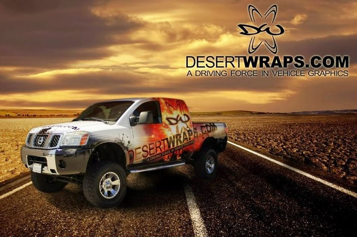 DesertWraps.com - Vehicle Wraps in Palm Desert, CA