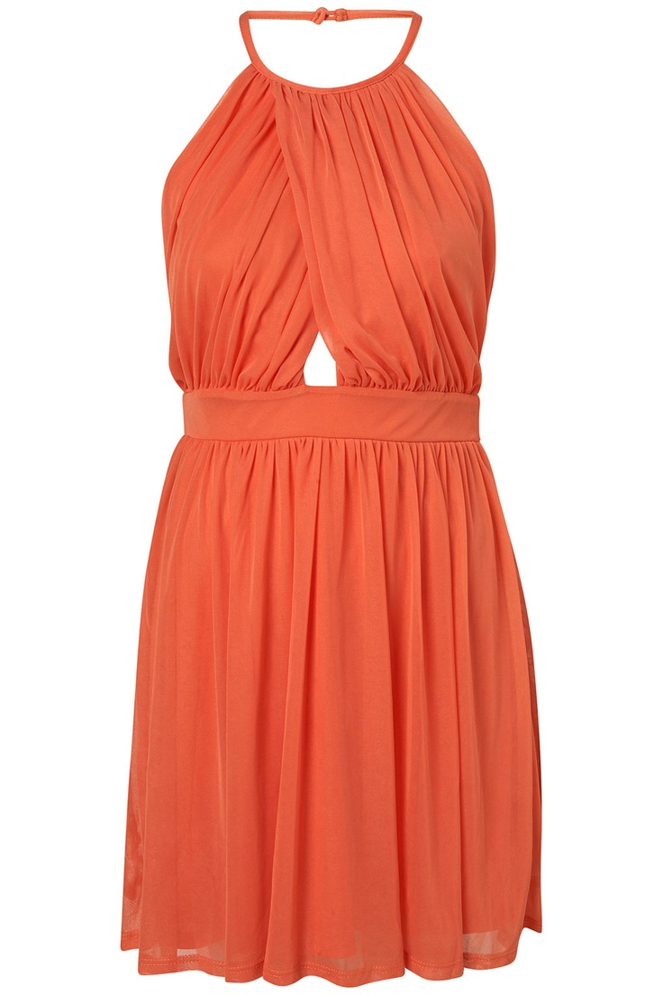 Garland Dress from BBD <3: Garland Dress, Cute Dresses, Bridesmaid Dresses, Dress Wrong, The Dress, Chiffon Dresses, Halter Dresses, Wrong Color