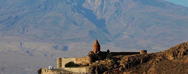 Gran Tour #Armenia e #Georgia