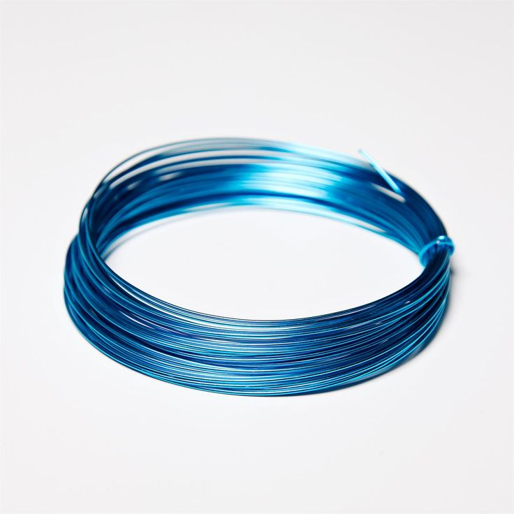 Bonzaitråd – Blå 1 mm x 12 m | | mystone.dk