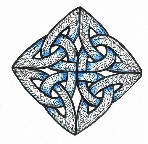 Celtic Knot Doodle