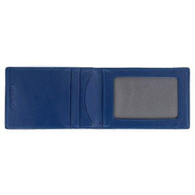 würkin stiffs - Men's Money Clip Wallet Rfid Blocker Blue