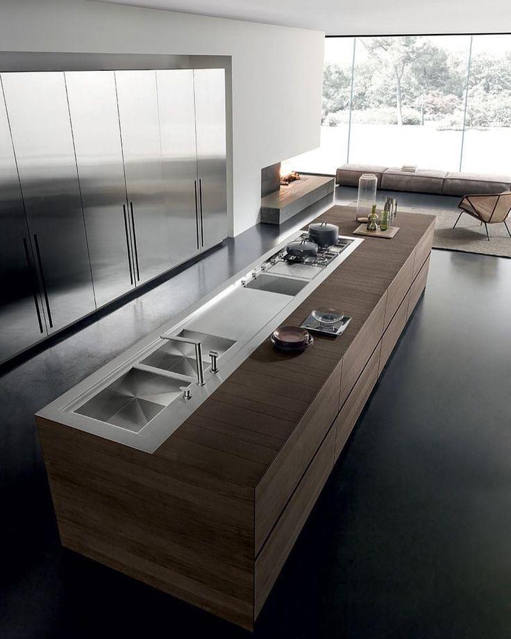 """Gefällt 18.4 Tsd. Mal, 118 Kommentare - A Designer's Mind (@adesignersmind) auf Instagram: """"OMG! This is kitchen heaven!! #homedesign #lifestyle #style #designporn #interiors #decorating…"""""""