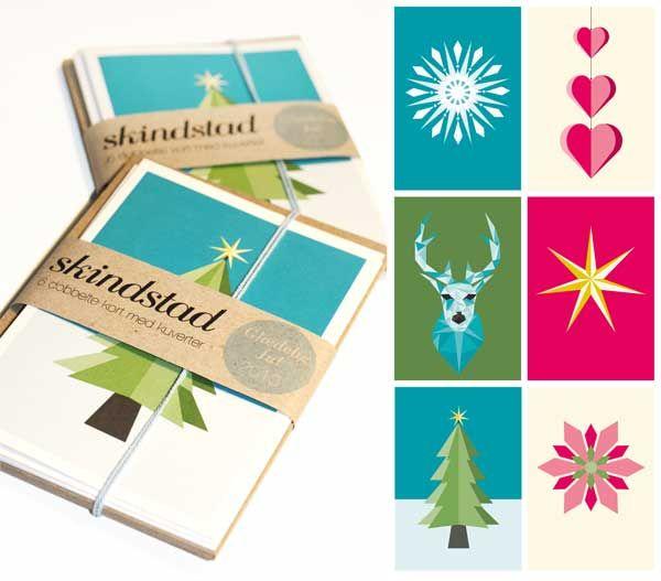 Julepostkort