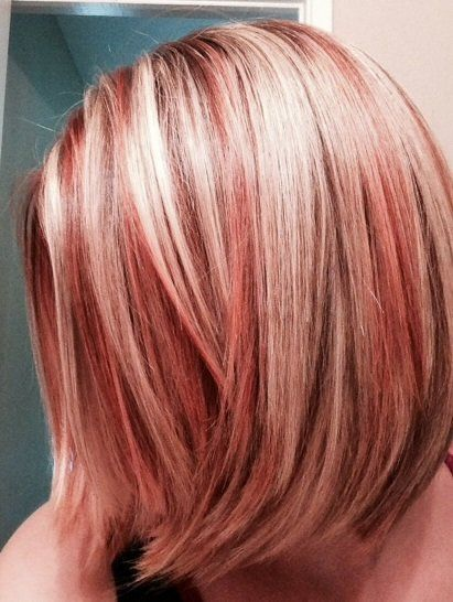 blonde hair with strawberry blonde highlights - Google ...