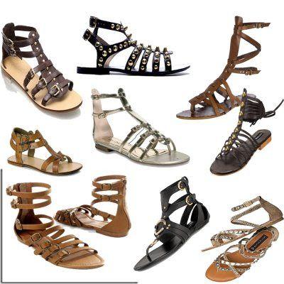 sandalias-romanas--modelos