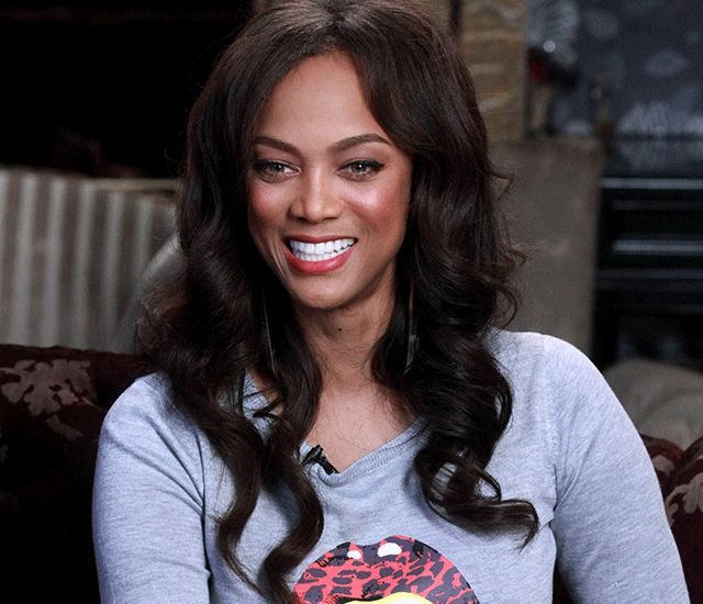 Tyra Banks on banning fat talk :: Cosmopolitan UK