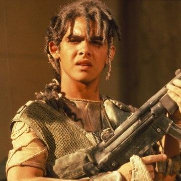 Skaara (Alexis Cruz) in Stargate: SG-1 and Stargate (1994)