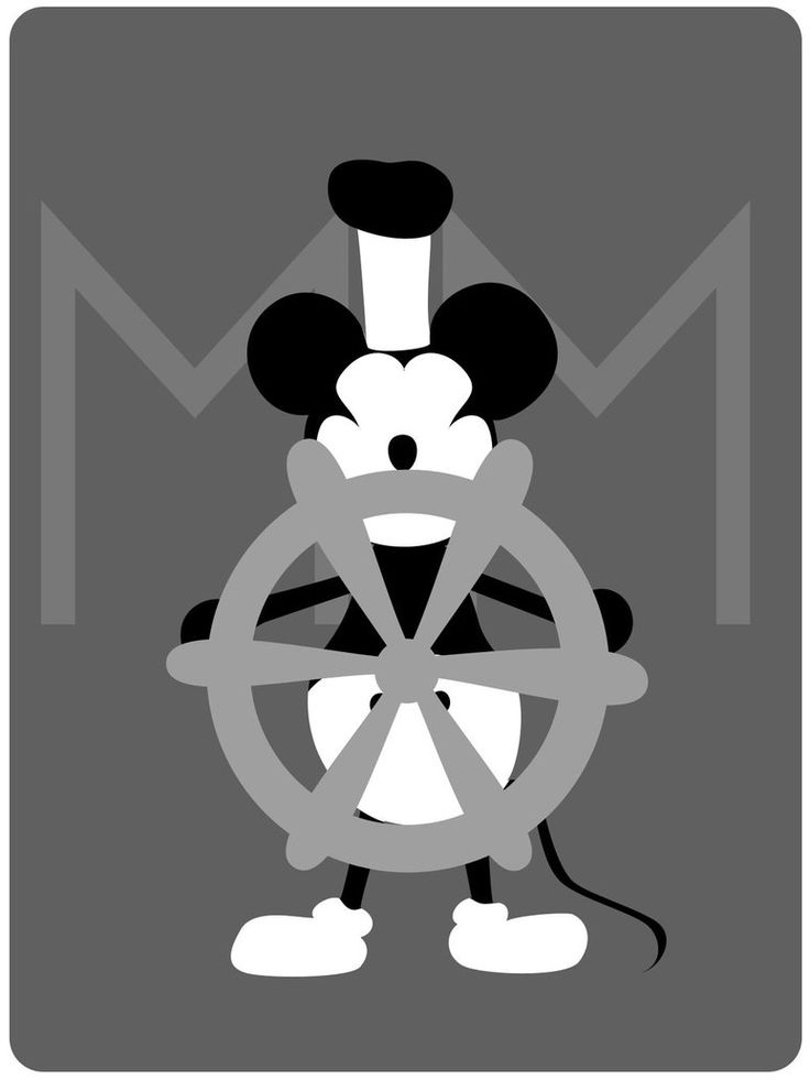 Steamboat Willie Minimal