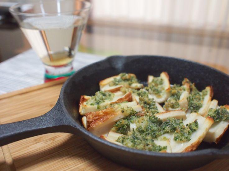 身近な食材でフレンチ気分♩「ちくわの磯辺エスカルゴ」の作り方 - macaroni