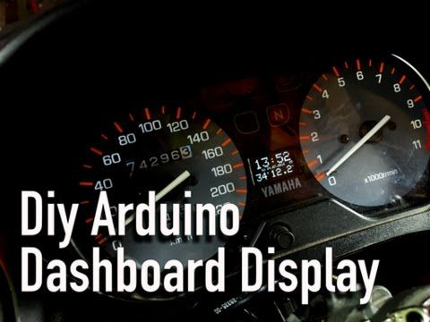 104 Best Arduino Dash Cluster Images On Pinterest Arduino Beats