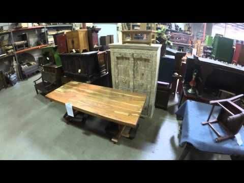San Diego Rustic Warehouse Inventory Video 7/13/14