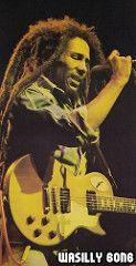 BOB MARLEY LIVE UPRISING TOUR 1980