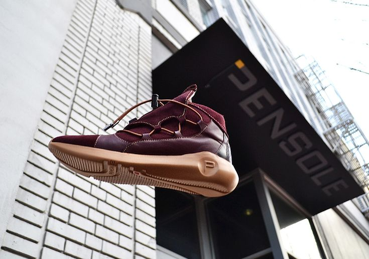 Sixty-four finalists around the globe entered the PENSOLE World Sneaker Championships and now it's down to one. This winning design, crafted by Maxwell Lund of Morton, MN, is what remains from Pensole's bracket-style sneaker design tournament, and this Saturday, Foot … Continue reading →