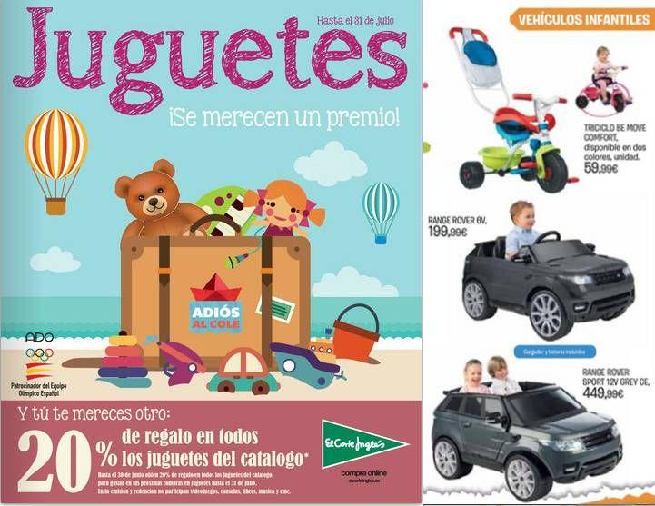 27 best juguetes de navidad images on pinterest - Catalogo de juguetes el corte ingles 2014 ...