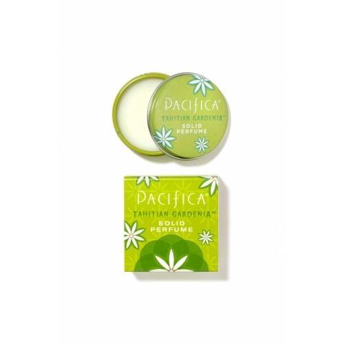 Parfum solid Tahitian Gardenia - dulce, 10g. Pacifica