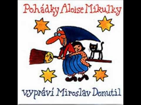 Mikulka - Donutil - O Slepičkovi a Kohoutce - YouTube