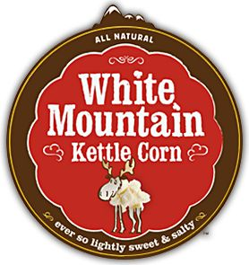 White Mountain Kettle Corn popcorn is peanut-free, tree-nut-free and dairy-free.