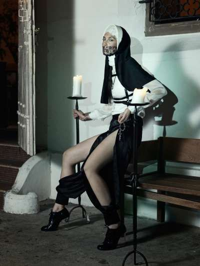 Tied up nun porn, pussy black galeries free