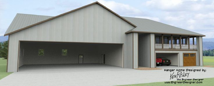 Texas Hangar Home Designs   Home Design Ideas