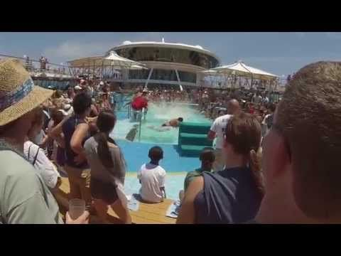 Our Cruise to Bermuda on Royal Caribbean's Grandeur of the Seas - YouTube
