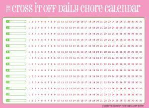 Best 25+ Chore calendar ideas on Pinterest | Cleaning calendar ...