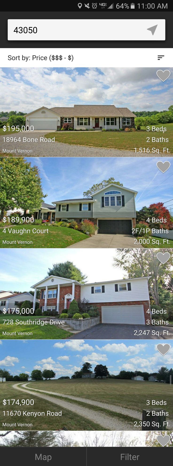 Your search for homes just became a lot easier with the Mount Vernon Ohio Real Estate App for Android. This app is simple to use and easy to read. Click HERE:  https://play.google.com/store/apps/details?id=com.snapp_dev.sam_miller_remax_stars  to download your FREE Mount Vernon Ohio Real Estate App on the Google Play Store. Brought to you by Mount Vernon Ohio REALTOR Sam Miller of REMAX Stars Realty 740-397-7800. #MountVernonOhio