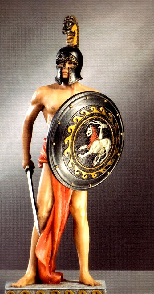 a study on heroism in ancient greece Ch 8 – ancient greece – study guide two of the earliest cultures that developed in ancient greece were the achilles – greek hero of the trojan war.