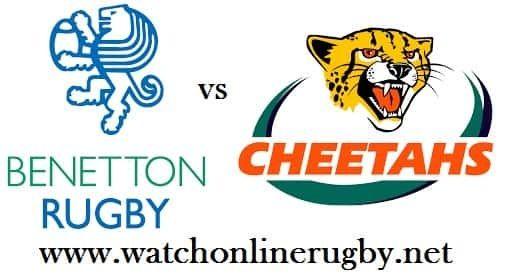 Watch Benetton Treviso Vs Cheetahs Live    Event: Guinness PRO14  Match: Cheetahs vs Benetton Treviso  Date: 1:15pm Saturday 6th January  Venue: Stadio Comunale di Monigo, Treviso