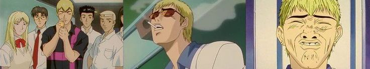 Great Teacher Onizuka (GTO) VOSTFR/VF | Animes-Mangas-DDL