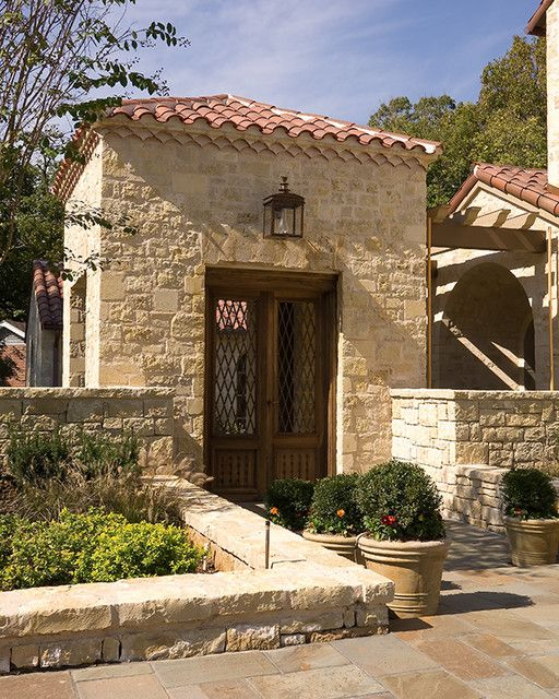 161 Best Images About Mediterranean Tuscan Homes Exterior: Pink Roof Tile & Tuscan House Style