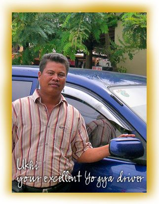 Ukhi | Yogyakarta | Friendly English Speaking Driver