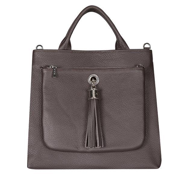 VVA Handbags - Dahlia Chocolate Brown  http://www.vva.co.uk/products/dahlia-chocolate-brown