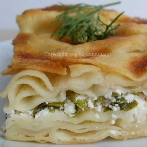 The name of this borek may sound weird but of course it has a reason. What gives its name is one of the steps of its procedure in which the phyllo dough is boiled in water. That's why it's called su boregi (Water Borek). It's a more trying work to make this borek unlike the... Read More »