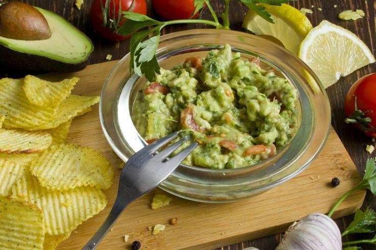 Гуакамоле – соус из авокадо. Пошаговый рецепт с фото - Ботаничка.ru