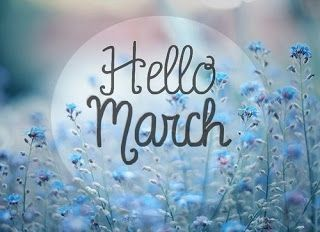 Viver com Ginga: Olá Março!