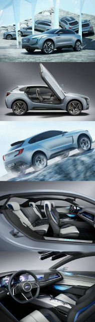 New #Subaru VIZIV Concept -Future-generation #Crossover finally!!!!!