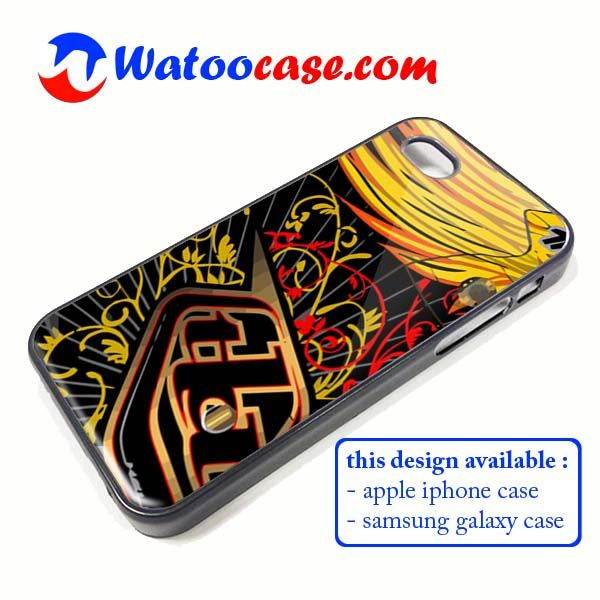 Troy Lee Design Phone Case for Apple Iphone 4/4s, Iphone 5/5s, Iphone 5c, iPhone 6, iPhone 6 Plus, Samsung GALAXY S3, Samsung Galaxy S4, Samsung Galaxy S5