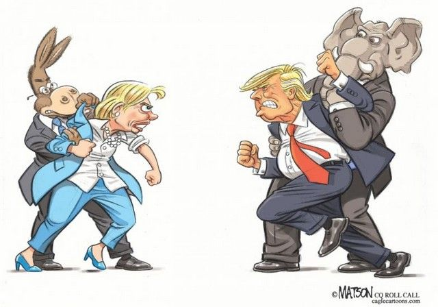Turning Point? Tightening polls give 1st Trump-Clinton debate added importance - http://conservativeread.com/turning-point-tightening-polls-give-1st-trump-clinton-debate-added-importance/