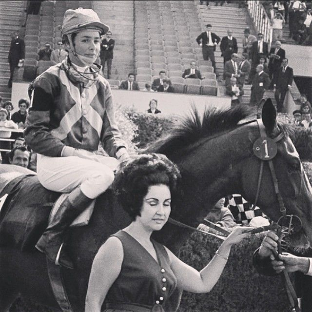 Kathy Kusner became the first licensed female jockey. See her journey from working the stables to competing in the Olympics with @makerswomen!