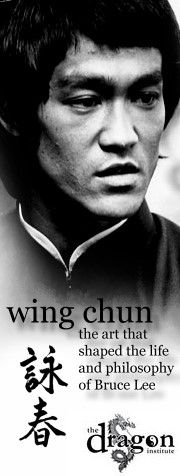#Wing #Chun - the art that shaped the life and philosophy of #BruceLee