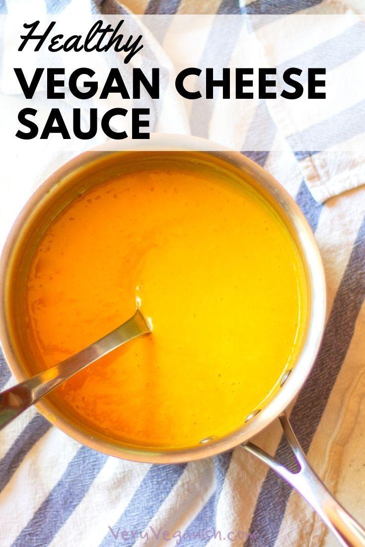 Fauxveeta Vegan Cheese Sauce Very Veganish Recipe In 2020 Vegan Cheese Vegan Cheese Sauce Recipes With Velveeta Cheese