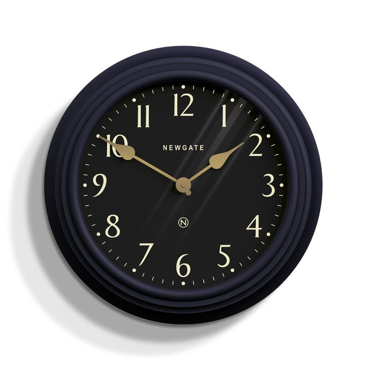 42967f9b673582ab5b3959d964d1f0bd classic wall clocks blue wall clocks 45 best new in newgate clocks 2017 collection images on  at eliteediting.co